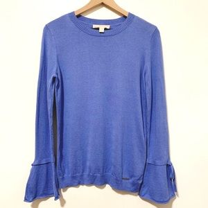 Michael Kors bell sleeve sweater Size S